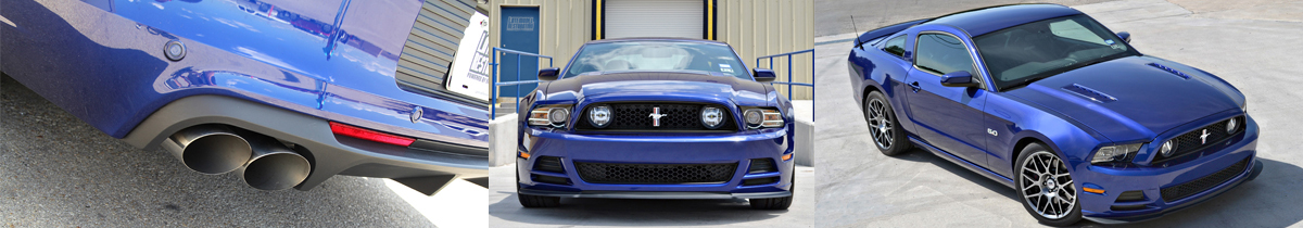 2013 Mustang GT Dyno: Project High Impact - 2013 mustang gt