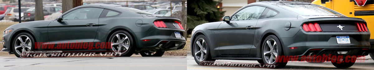 2015 Bullitt Mustang – Will It Happen? - 2015 Mustang Bullitt