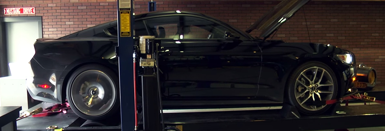 2015 EcoBoost Mustang Dyno (2.3L Automatic) - 2015 EcoBoost Mustang Dyno