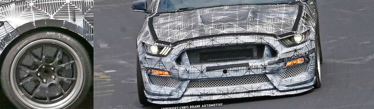Is The 2016 Mustang GT350R The New Cobra R? - 2016 Shelby GT350 Spy Photos