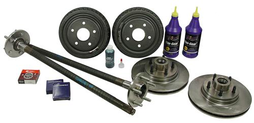 Fox Body Mustang Wheel & Tire Guide - fox body mustang 5 lug conversion kit