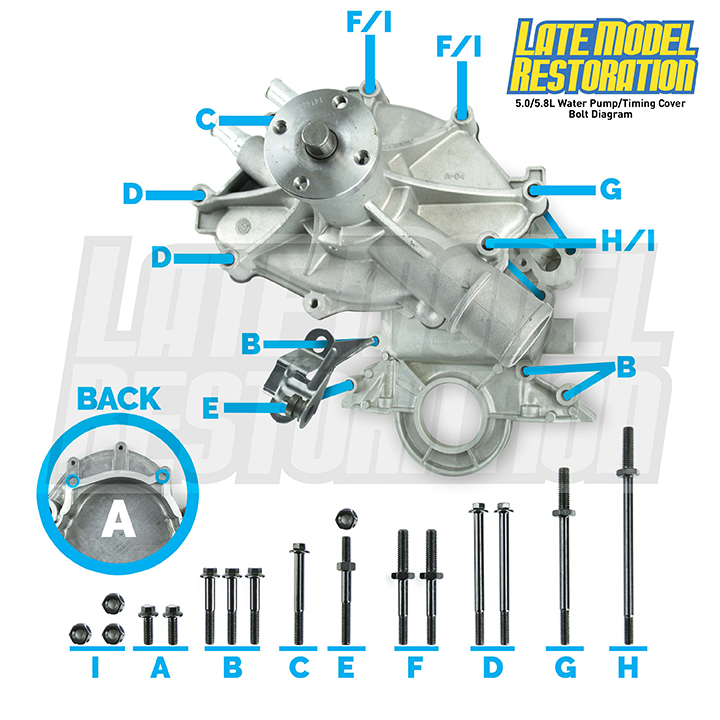 How To: Build a 302/351 Mustang Engine - How To: Build a 302/351 Mustang Engine