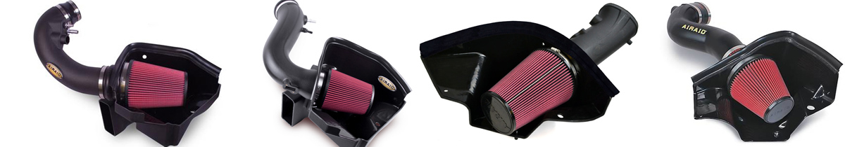 Mustang Airaid Cold Air Intake Kit