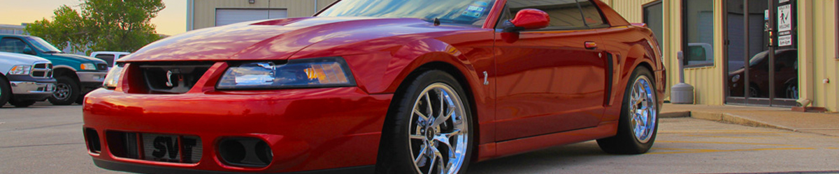 Mustang Wheel & Tire Guide (SN95 & New Edge) - 2004 Cobra Deep Dish FR500 Rims