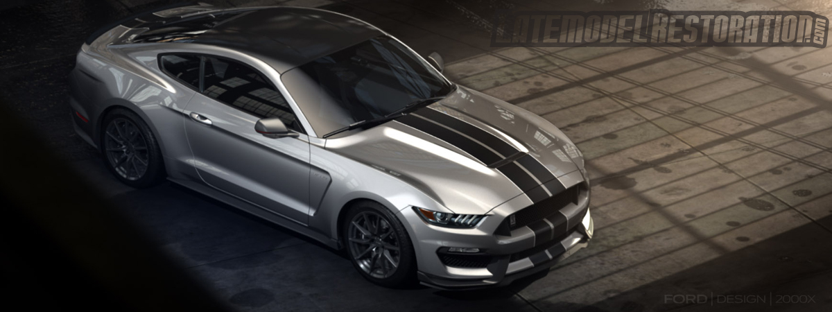 2016 Shelby GT350 Mustang Revealed (S550) - Shelby GT350 Mustang Hood