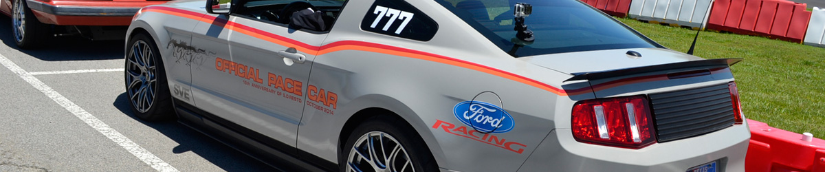 SVE Pace Car - Project 777 Revamp - SVE Pace Car Race Day
