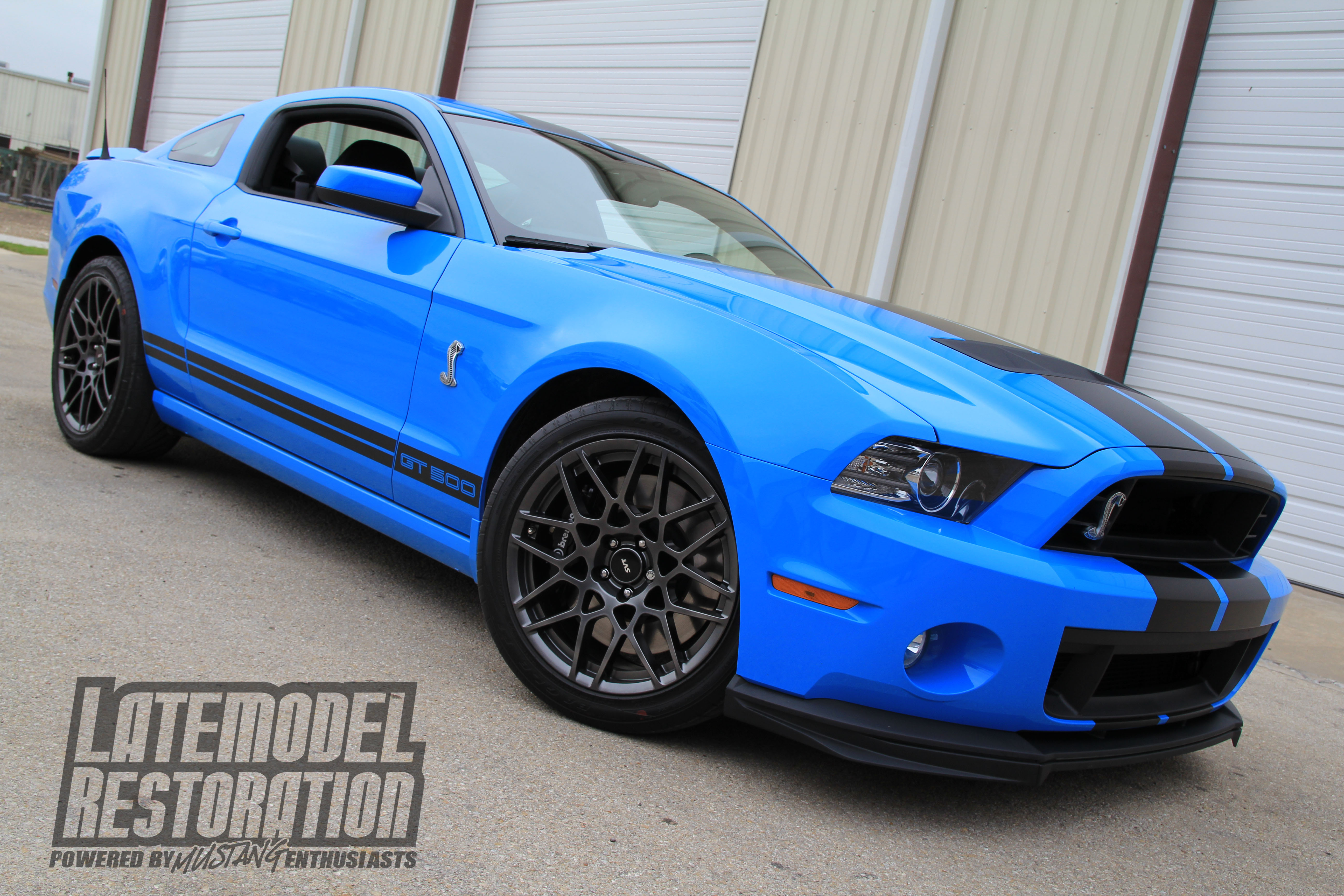 Top 10 Fastest Production Mustangs - LMR.com